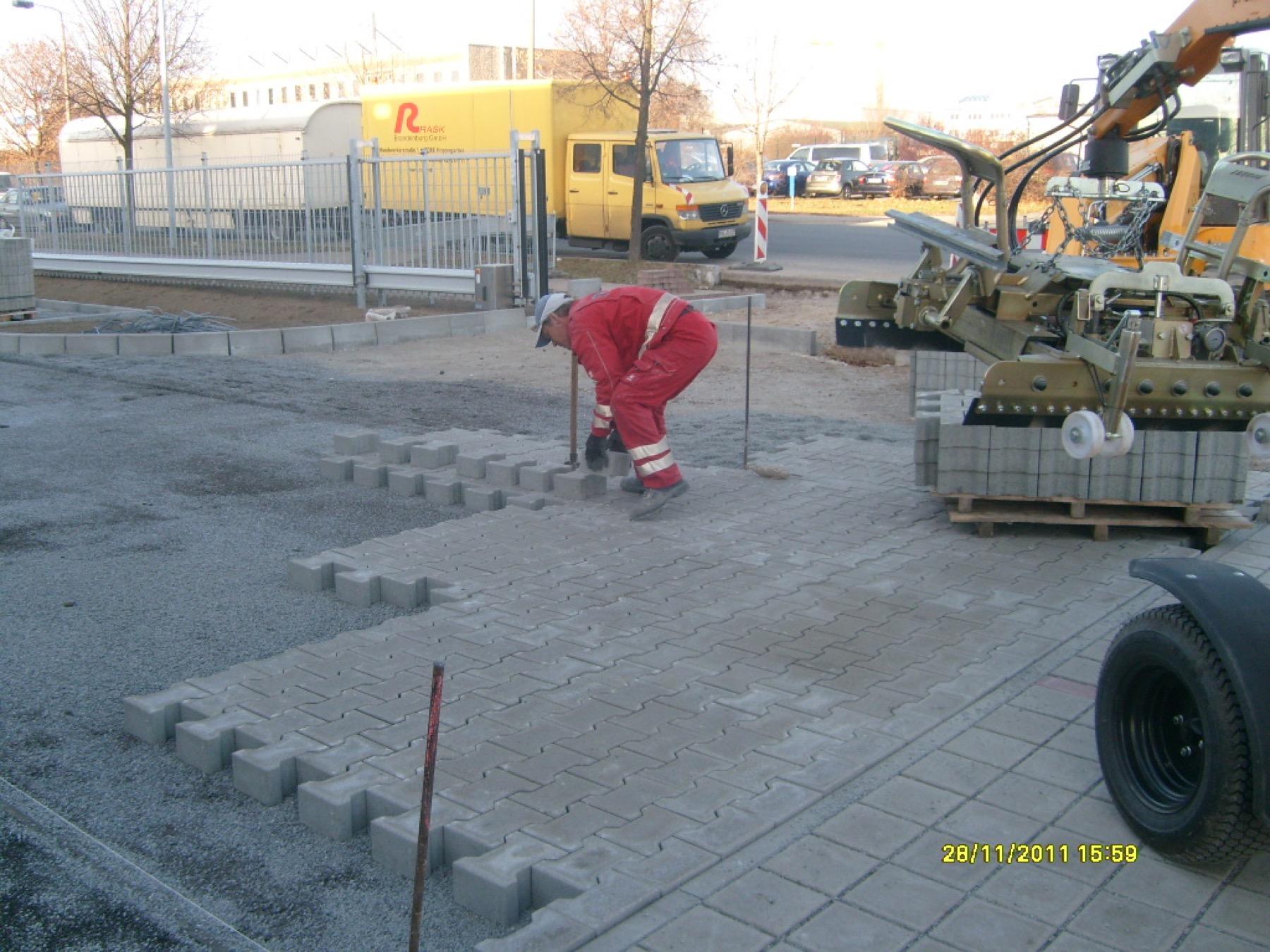 Betriebsgelände Fahrzeugteile Winkler Hoppegarten 10