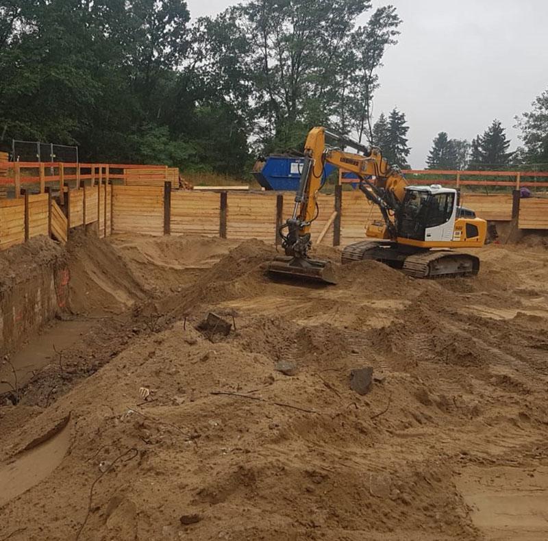 Klärwerk Stahnsdorf - Neubau einer Prozesswasserbehandlungsanlage 38